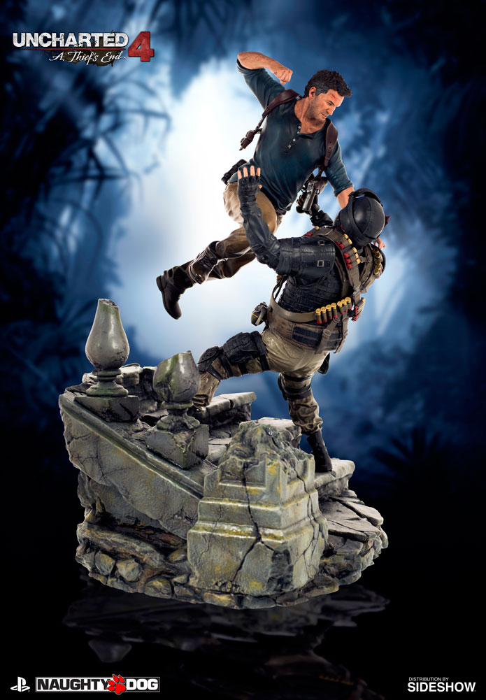 Uncharted 4 figurka Nathan Drake