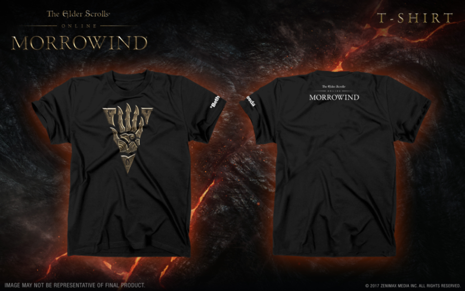 The Elder Scrolls Online Morrowind T-shirt