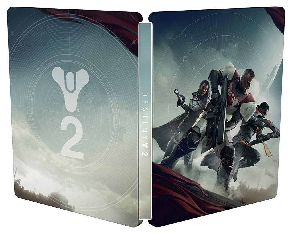 Destiny 2 Steelbook