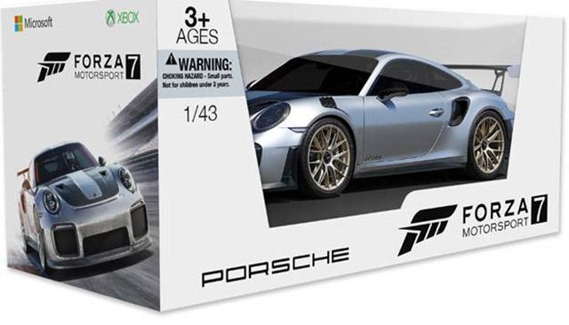 Forza Motorsport 7 Ultimate Edition Porsche Model