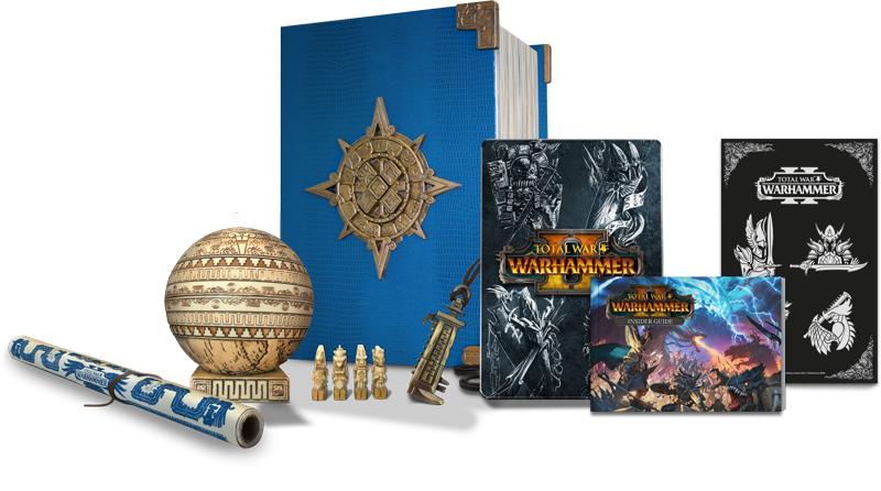 Warhammer Total War 2 Serpent God Edition