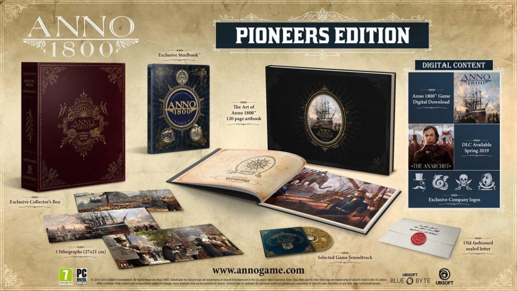 Anno 1800 Pioneers Edition