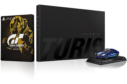 Gran Turismo Sport Edycja Kolekcjonerska