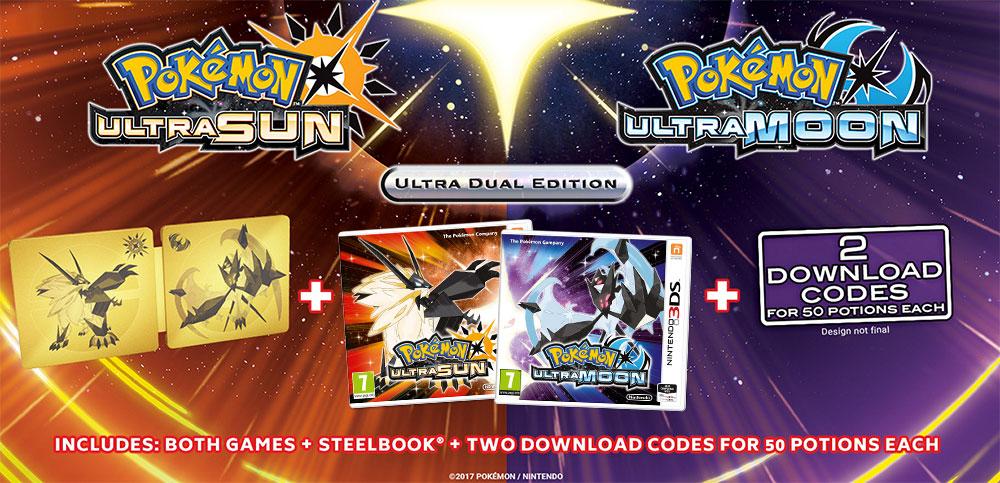 Pokémon Ultra Dual Edition