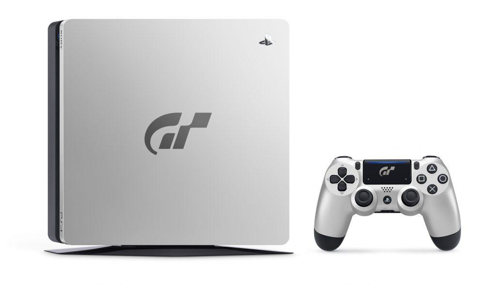 Edycja limitowana Playstation 4 Slim Gran Turismo Sport
