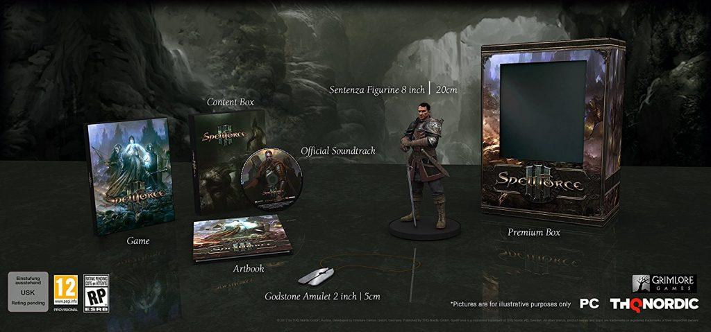 Edycja kolekcjonerska SpellForce 3