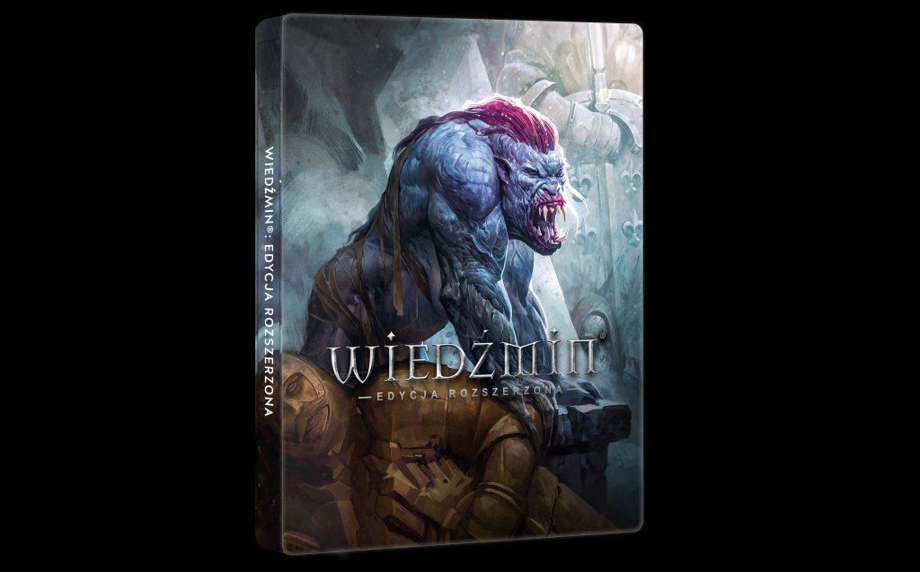Wiedźmin: Edycja Rozszerzona Steelbook
