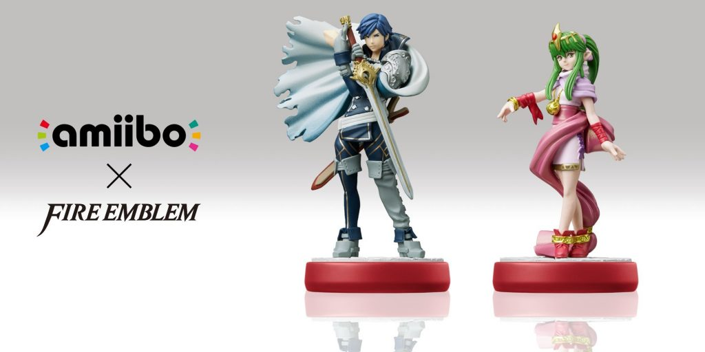 amiibo Fire Emblem Warriors Tiki Chrom