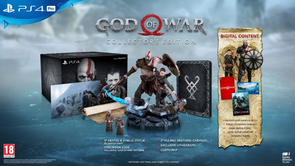 Edycja kolekcjonerska God of War