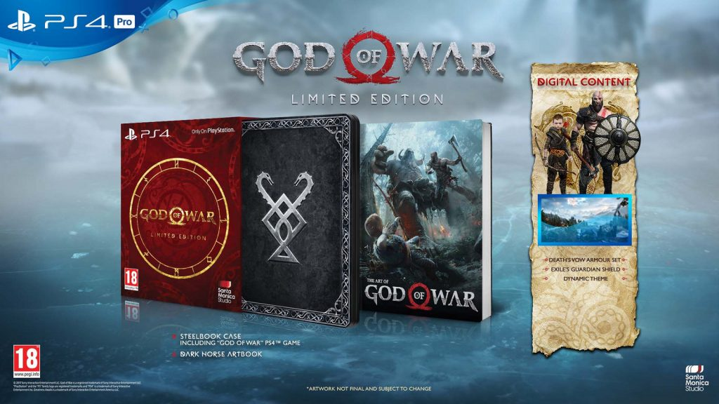 God of War Edycja Limitowana