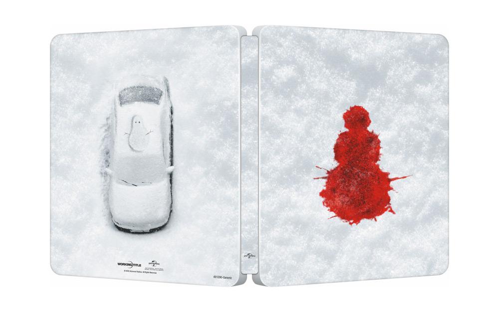 Pierwszy śnieg Steelbook