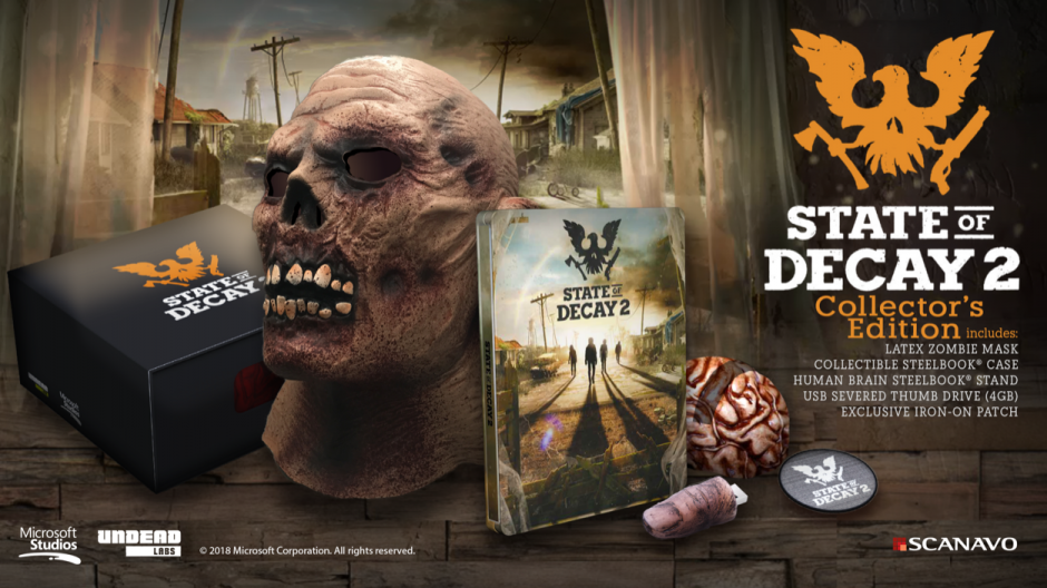 State of Decay 2 Promocja