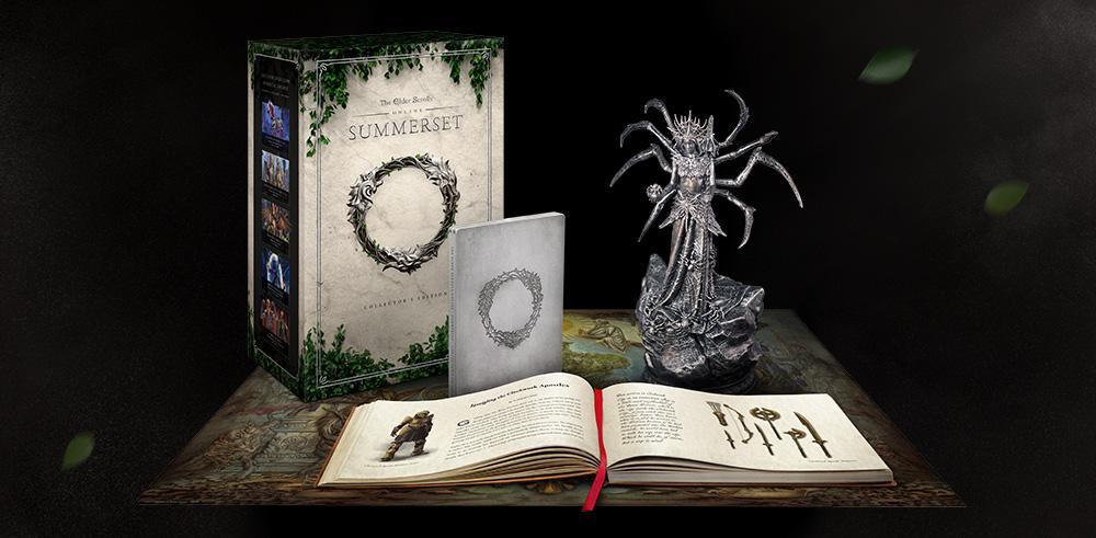 The Elder Scrolls Online:Summerset - Promocja