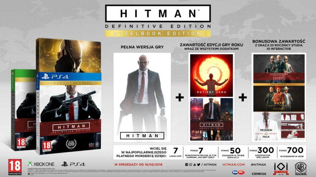 Hitman: Edycja Definitywna