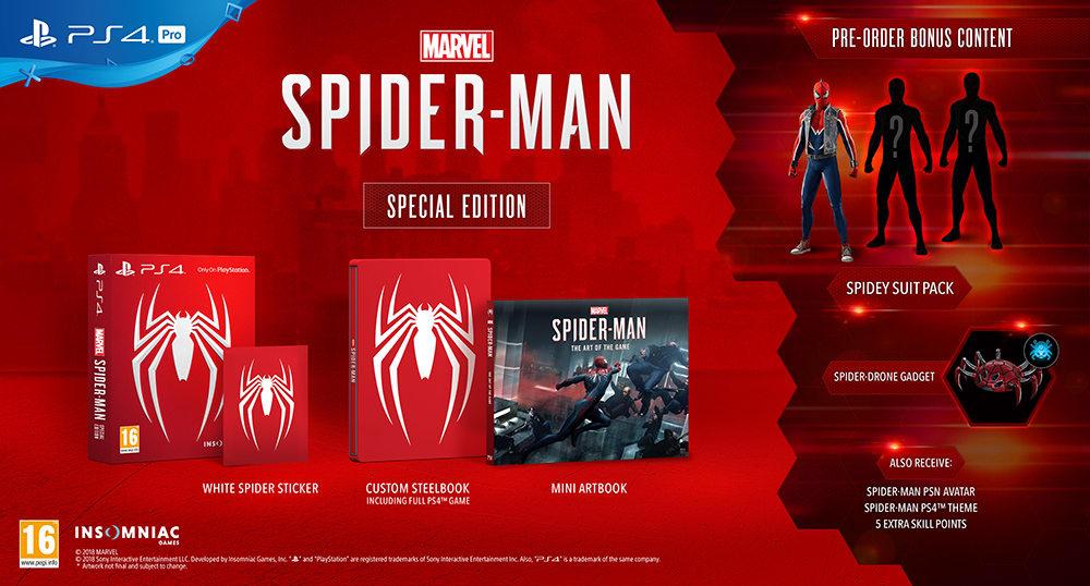 Spider-Man Edycja Limitowana