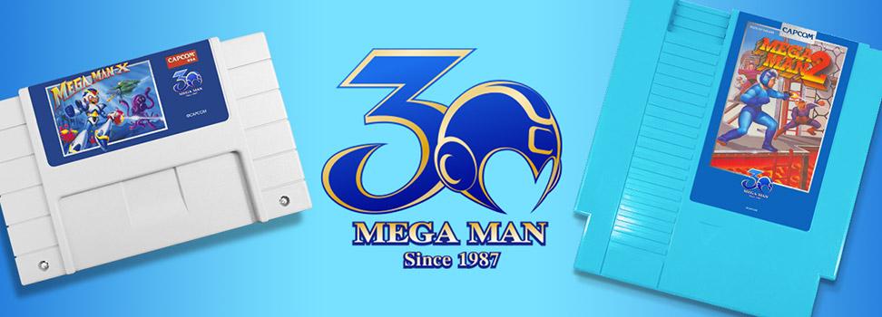 Mega Man 30th Anniversary Limited Edition