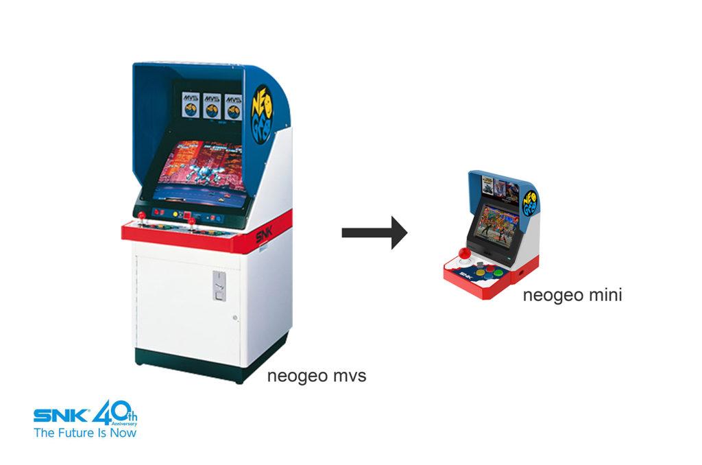 NEOGEO mini MVS