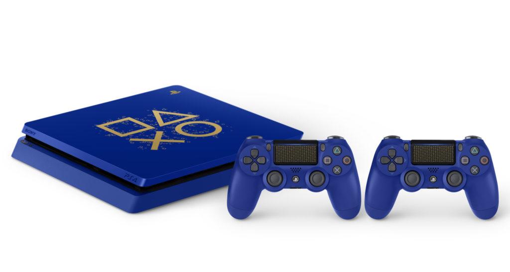 Playstation 4 Edycja Limitowana Days of Play