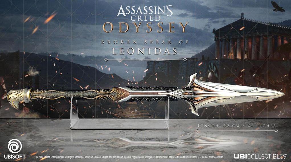 Assassin's Creed Odyssey Broken Spear of Leonidas