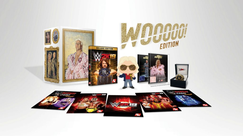 WWE 2K19Wooooo! Edition!
