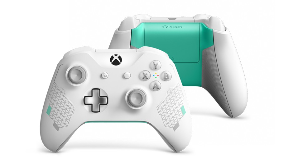 Xbox One kontroler Sport White Special Edition