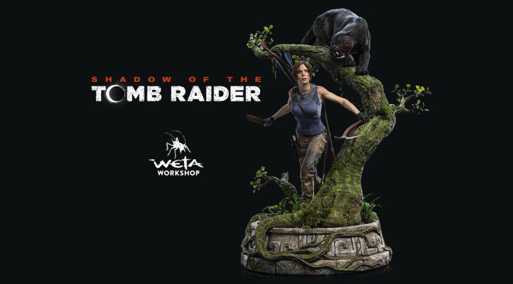 Figurka Shadow of The Tomb Raider