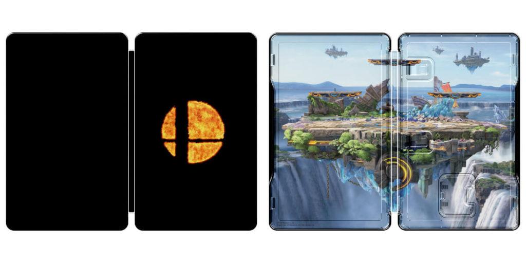 Super Smash Bros. Ultimate Steelbook
