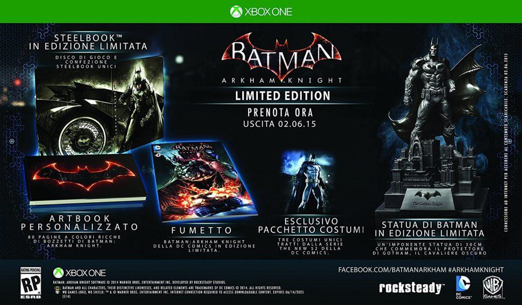 Batman: Arkham Knight Edycja Kolekcjonerska