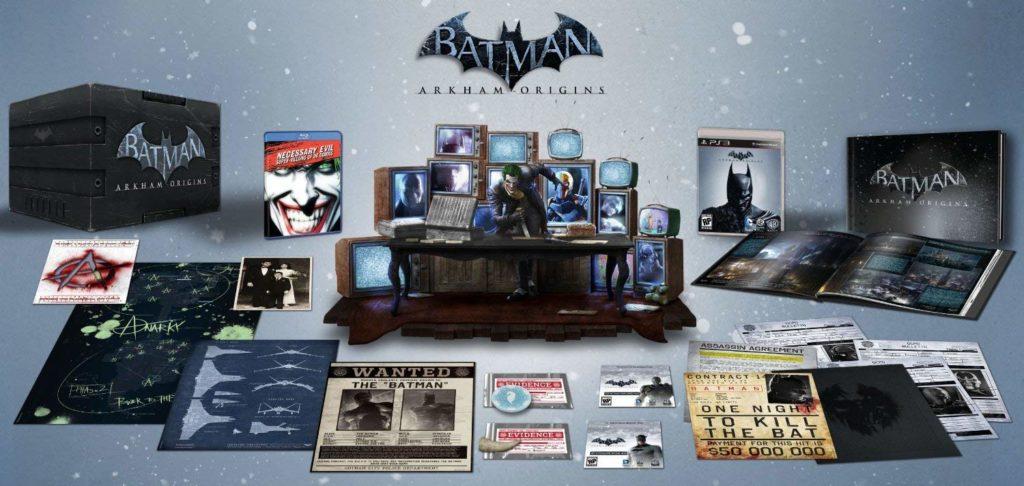 Batman: Arkham Origins Edycja Kolekcjonerska