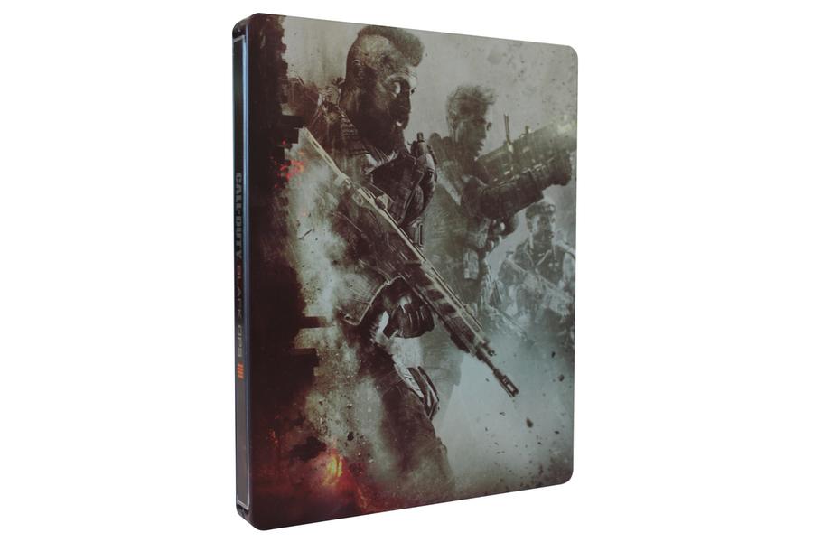 Call of Duty: Black Ops 4 Steelbook