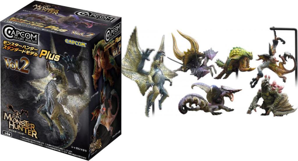 Monster Hunter World z figurką