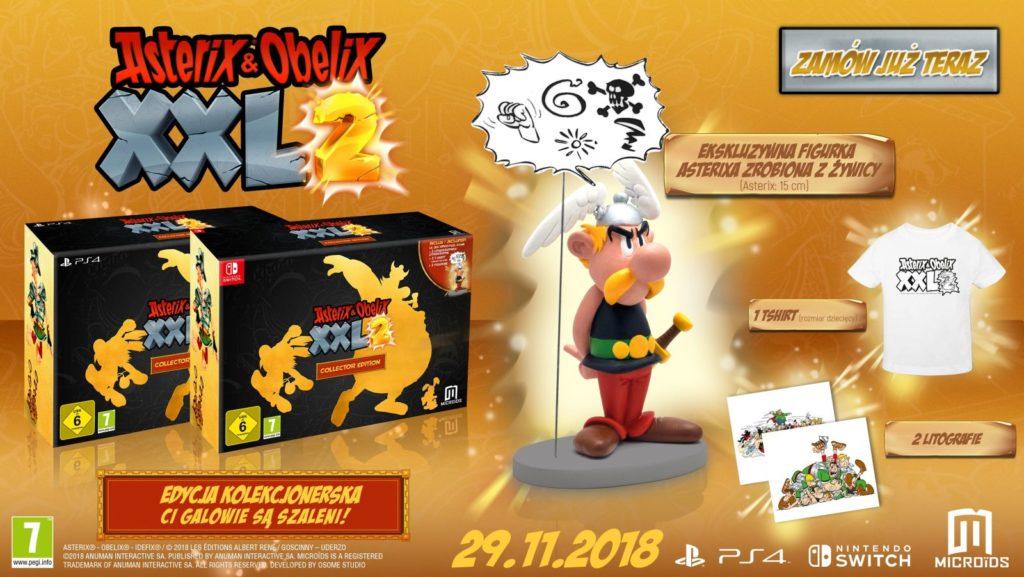Asterix & Obelix XXL 2 Edycja Kolekcjonerska