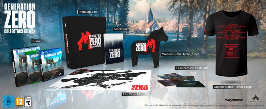 Generation Zero Edycja Kolekcjonerska