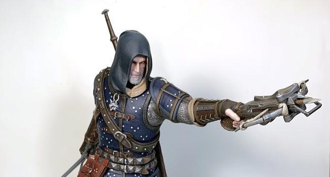 Wiedźmin 3 Geralt Dark Horse