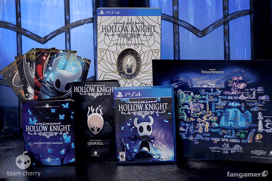 Hollow Knight Edycja Kolekcjonerska