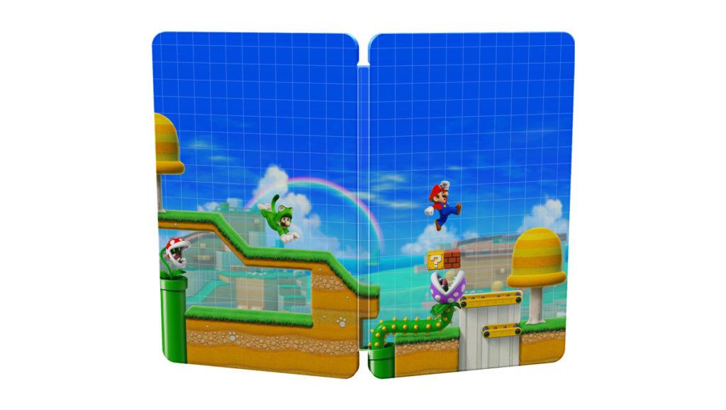 Super Mario Maker 2 Steelbook