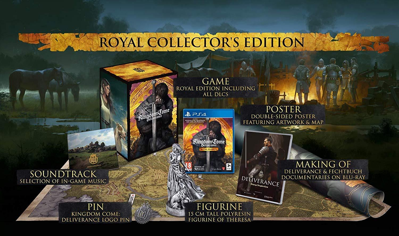 Kingdom Come Deliverance - Edycja Kolekcjonerska PC, Gra
