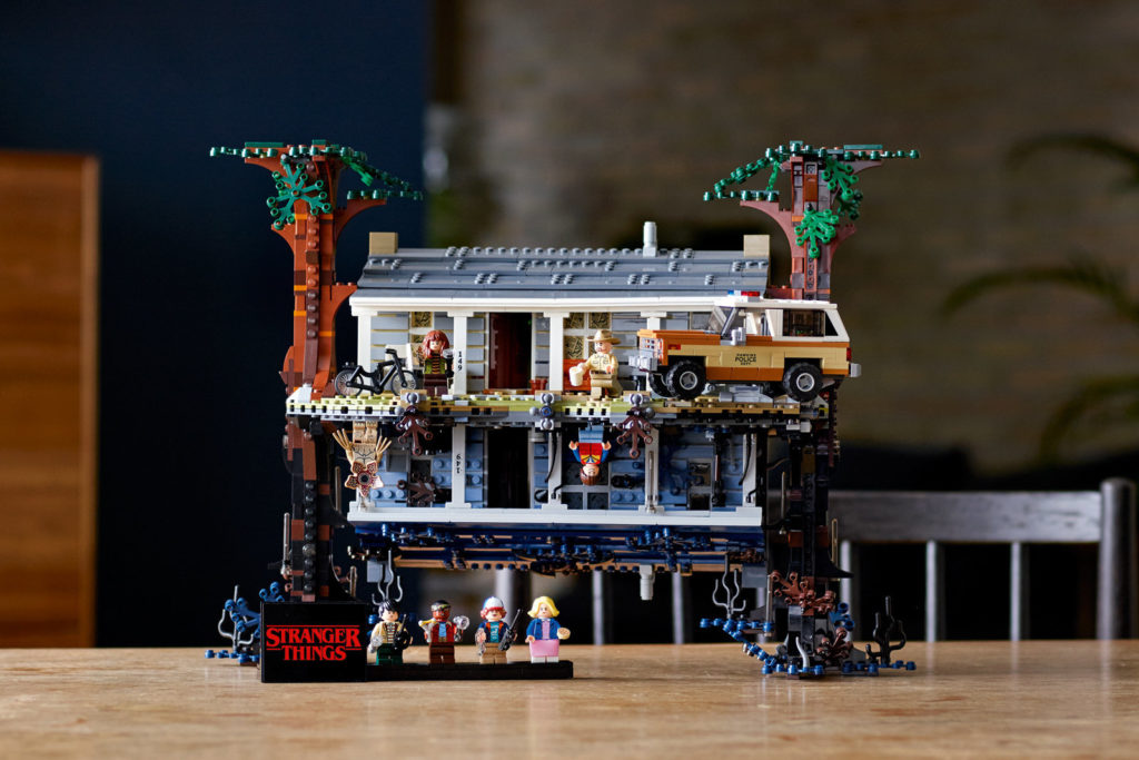 LEGO 75810 Stranger Things Druga Strona