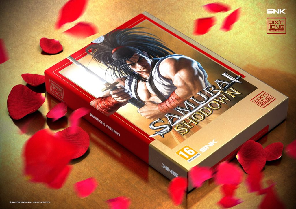 Samurai Shodown Edycja Kolekcjonerska
