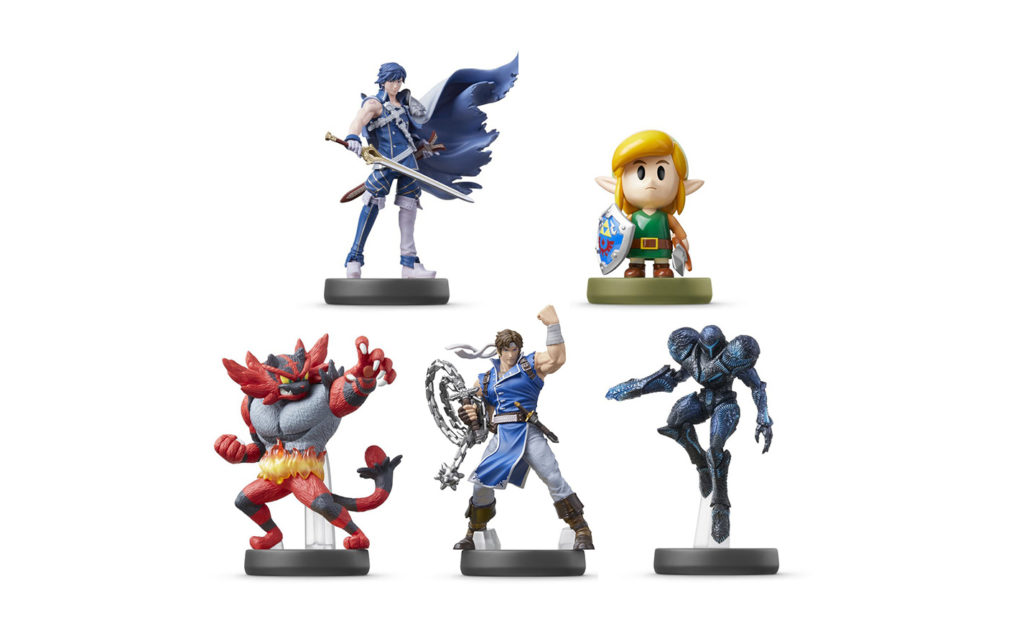 Amiibo Super Smash Bros. The Legend of Zelda: Link's Awakening