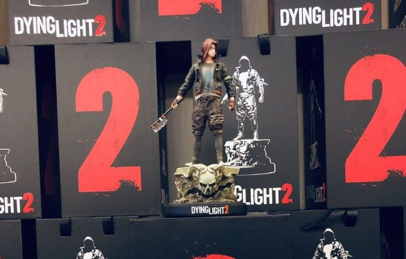 Dying Light 2 figurka Aidena Caldwella E3 2019