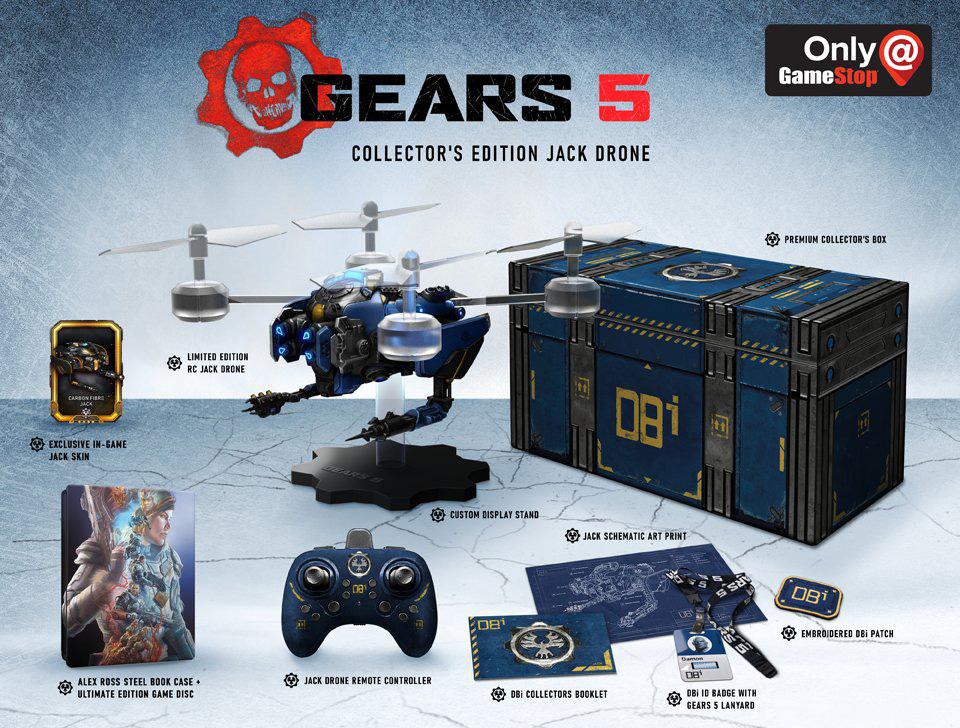 Gears 5 Edycja Kolekcjonerska