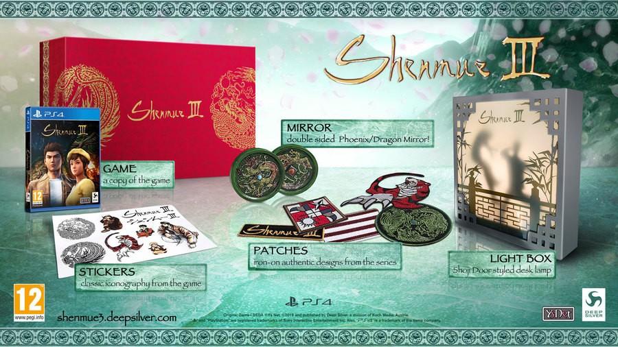 Shenmue III Edycja Kolekcjonerska