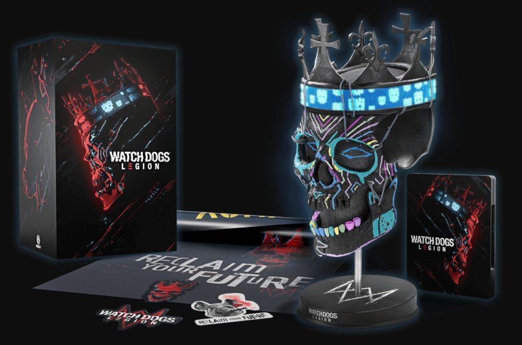 Watch Dogs: Legion Edycja Kolekcjonerska