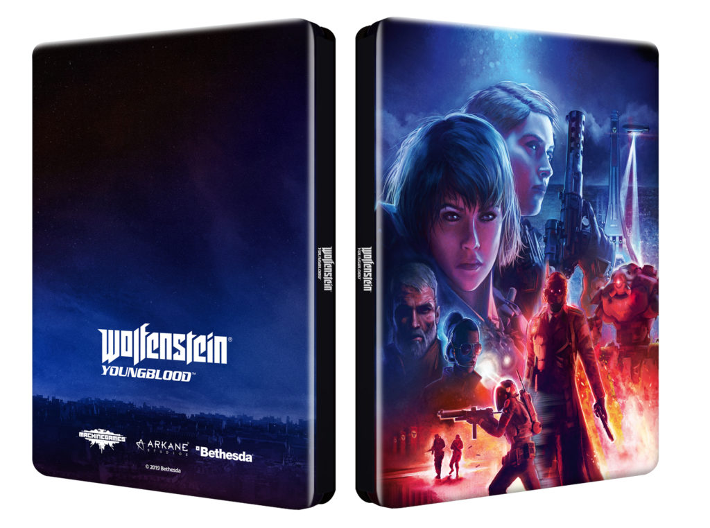 Wolfenstein Youngblood Steelbook