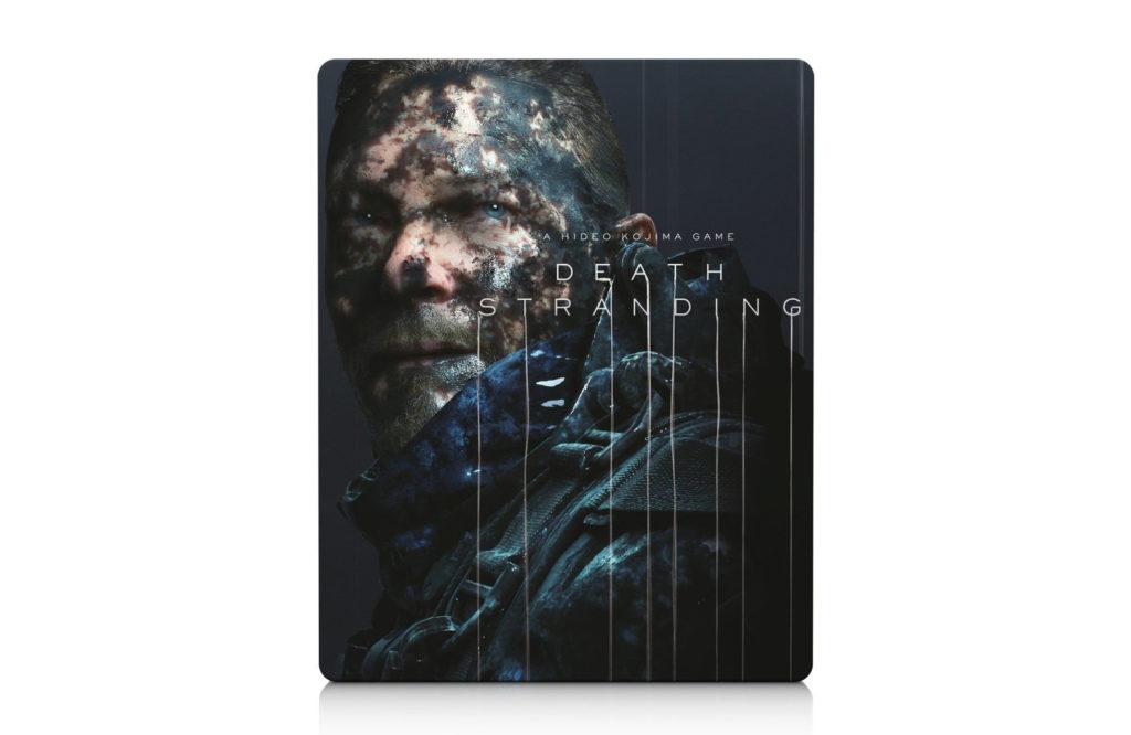 Death Stranding Steelbook