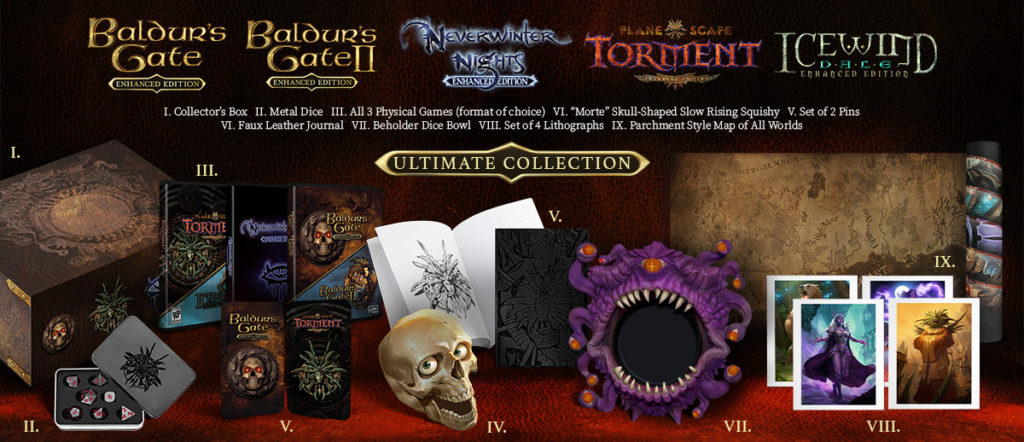 Ultimate Enhanced Edition Collector's Pack