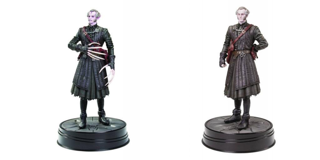 Wiedźmin 3 figurka Emiel Regis