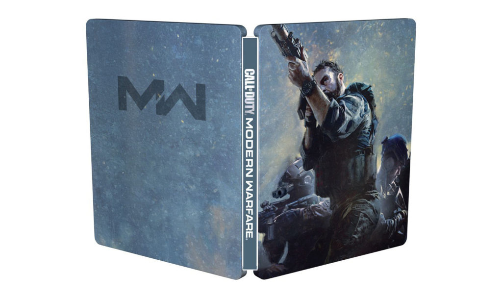 Call of Duty Modern Warfare Steelbook