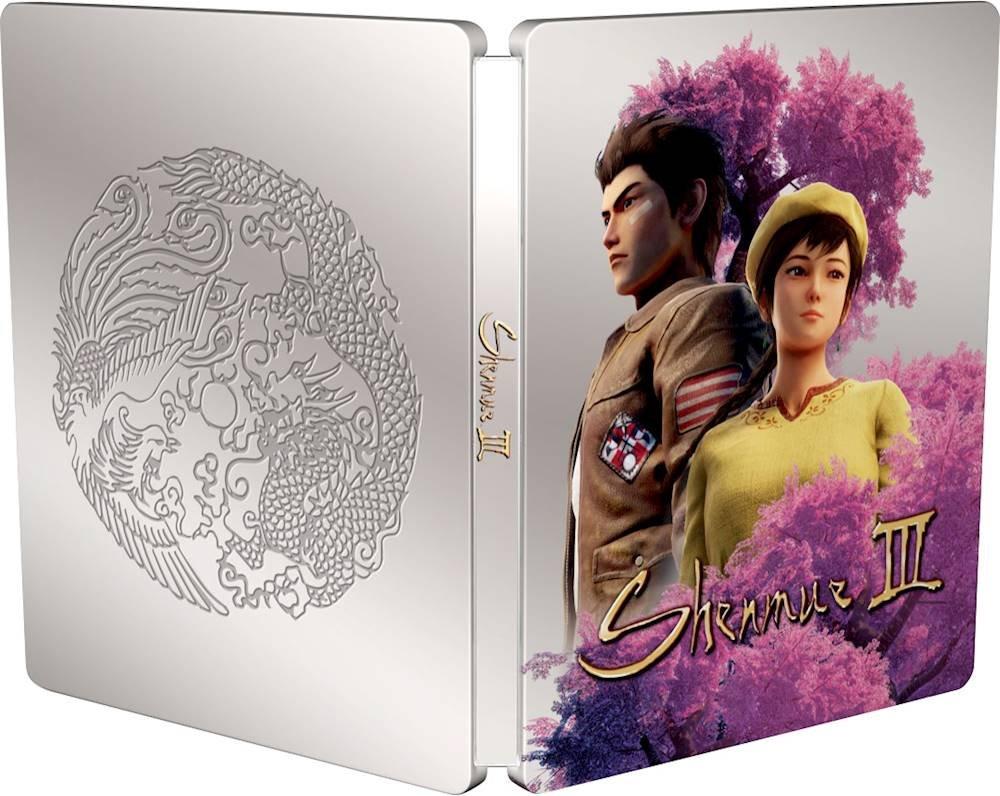 Shenmue III Steelbook